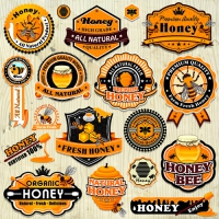 vintage-honey-labels